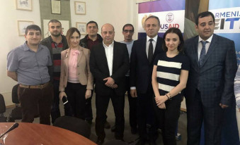The introduction of the EITI Standard in Armenia was discussed in Kapan