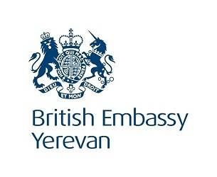 The British Embassy in Yerevan