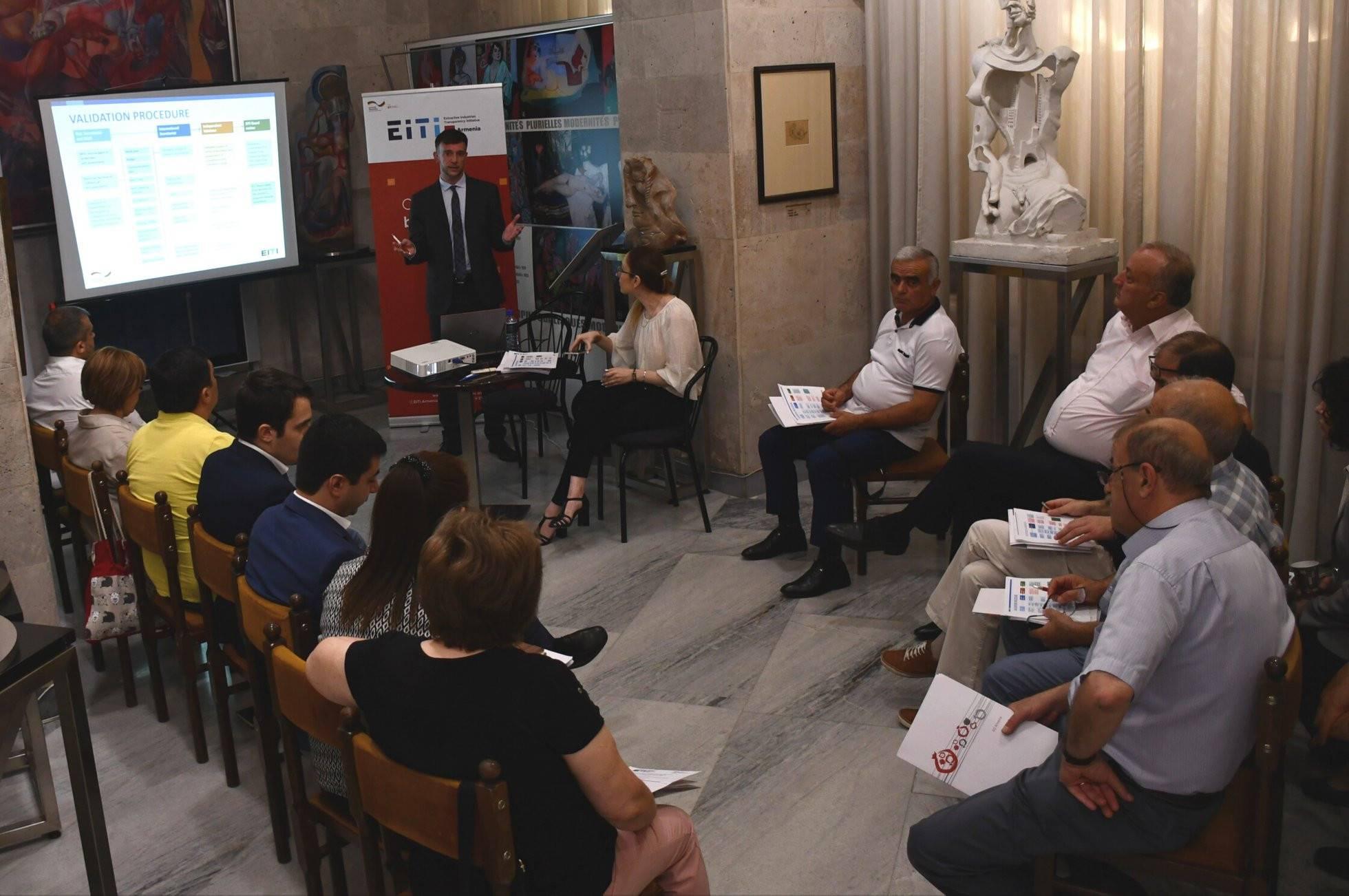Տեղի ունեցավ նախավավերացման աշխատաժողով Հայաստանի ԱՃԹՆ-ի բազմաշահառու խմբի և ԱՃԹՆ-ի քարտուղարության հետ